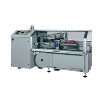 Automatic shrink wrapping machine / for heat shrink films