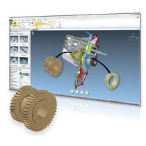 Product documentation software / for CAD / process / 2D/3D