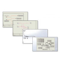 Management software / electrical schematics / electrical CAD / real-time