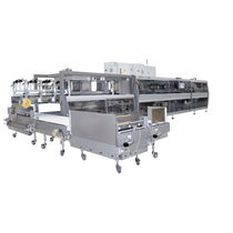 Wrap-around case packer / automatic / for bottles / food