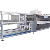 Wrap-around case packer / automatic