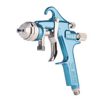Spray gun / for paint / manual / compact