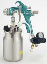 Spray gun / paint / manual / HVLP