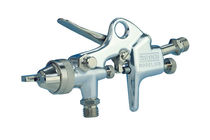 Spray gun / finishing / for paint / automatic