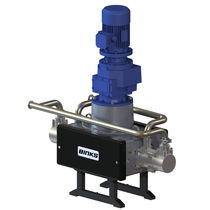 Piston pump / for fluids / paint / electric