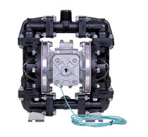 Diaphragm pump / for spraying / paint