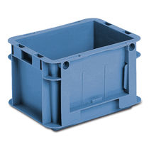 Plastic crate / storage / transport / stacking