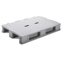 Plastic pallet / ISO / Euro / handling
