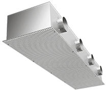 Rectangular air diffuser / ceiling