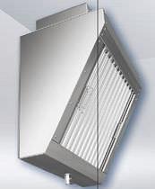 Modular extractor hood / ceiling-mount