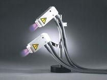 Corona effect surface treatment machine / atmospheric