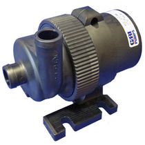 Magnetic-drive pump / with brushless DC motor / centrifugal / plastic