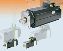 DC servomotor / brushless / synchronous / compact