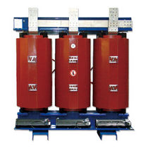 Distribution transformer / cast resin / dry / floor-standing