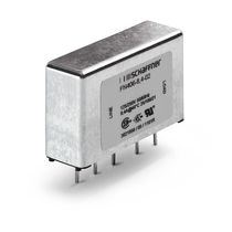 Low-pass electronic filter / passive / compact / aluminum