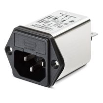 Power entry module