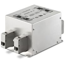 Power EMI filter / single-stage / DC / single-phase