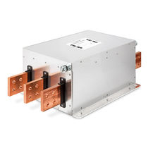 Power EMI filter / three-phase / busbar-mounted / high-current