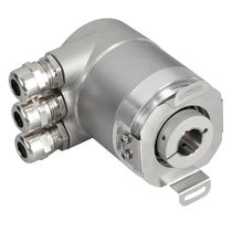 Absolute rotary encoder / Modbus / hollow-shaft