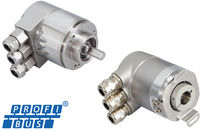 Absolute rotary encoder / PROFIBUS