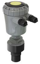 Ultrasonic level sensor / for liquids / for storage tanks