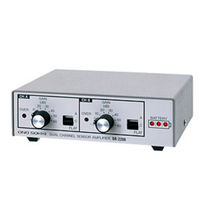 Power amplifier / measuring / benchtop / compact
