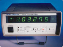 Numeric displays / 7-segment / 6-digit / electronic