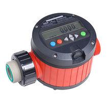 Nutating disc flow meter / for fuel / for chemicals / for acids