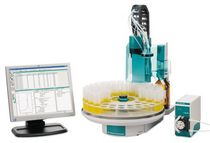 Automatic titration system / with automatic sample changer