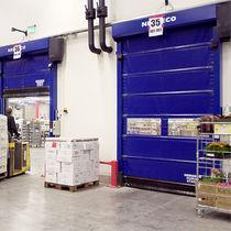 Fold-up door / indoor / automatic / access