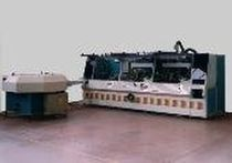 Flatbed screen printing machine / multi-color / for cylindrical products / automatic