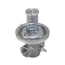 Gas safety relief valve