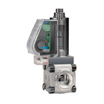 Air relief valve / for gas / threaded