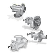 Natural gas burner / nozzle mix