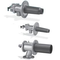 Natural gas burner / radiant tube