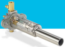 Control valve / electric / for gas / threaded