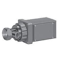 Gas detector / ultraviolet light / for burners