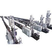 Tube extrusion line / for PP / for PP-R / for PE