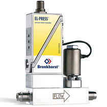Gas pressure regulator / single-stage