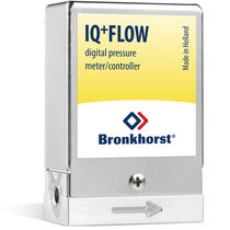 Air pressure regulator / single-stage / membrane / compact