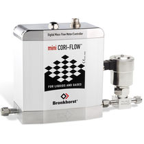 Mass flow meter / Coriolis / for gas / compact