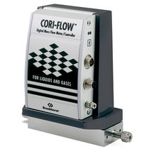 Mass flow meter / Coriolis / for liquids / in-line