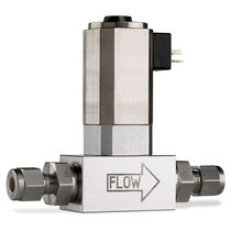 Regulating valve / for gas / for low flow rates