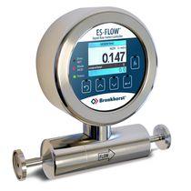 Ultrasonic flow meter / for liquids / IP67 / digital