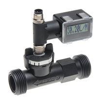 Vortex flow meter / for water / digital
