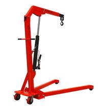 Mobile crane / boom / hydraulic / light