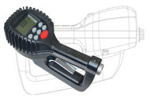 Fuel flow meter / portable / clamp-on / for hydraulic installations