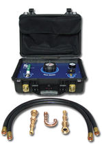 Flow tester / for valves / portable