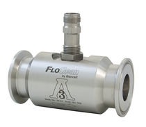 Turbine flow meter / for gas / sanitary