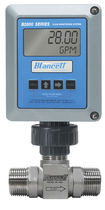 Wastewater flow monitor / for gas / for oil